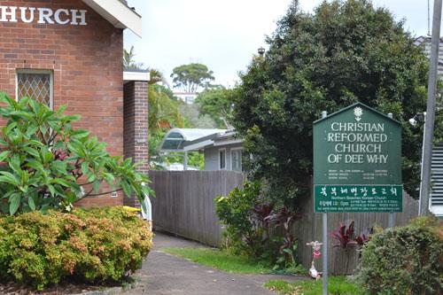Christian Reformed Churches of Australia - Home
